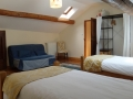 Room 5.3 Family suite Bareges ski accommodation