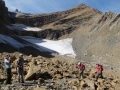 10 the Taillon and its reducing glacier
