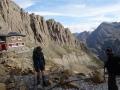 12 Refuge de la Breche above Gavarnie cirque