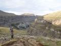 36 the head of the Ordesa canyon