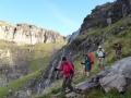 40 mountainbug walking holiday, Ordesa canyon, Spain