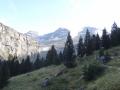 48 Mont Perdu from Ordesa, Spanish Pyrenees walking