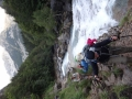 72 the Aragonese santiago trail - way of St James crossing the Pyrenees