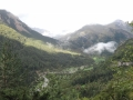 81 the long climb to Boucharo starts