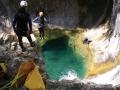 Canyoning, canyoneering, Pyrenees