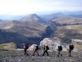 Pyrenees trekking