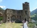 Ste. Marie castle, Luz