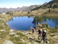 02  Neouvielle pyrenees lake district guided trek