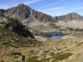 03 Lac de tracens  Neouvielle pyrenees lake district guided walk