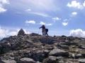 06  Pic de Madamette pyrenees lake district guided walk