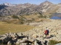 43  Neouvielle pyrenees lake district guided walk