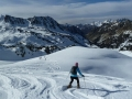 Pyrenees skiing holiday ski touring