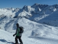 Pyrenees skiing holiday