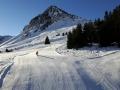 Skiing Laquette Bareges