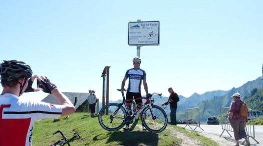 Tour de France in the Pyrenees, COl du Solour