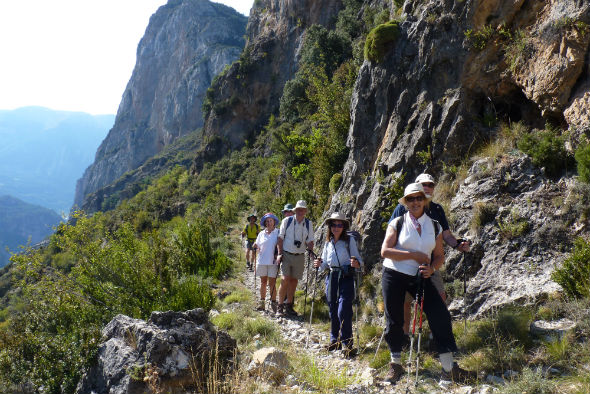 Gistain Valley, Aragon, Spanish Pyrenees. guided hiking vacation