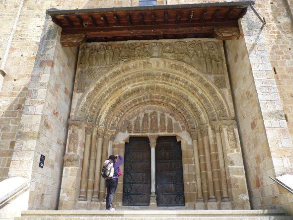 Monasterio de Leyre, Aragon, Spanish Pyrenees walking holiday