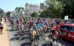 Tour de France finish viewing