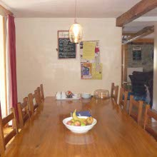 Pyrenees chalet accommodation 1