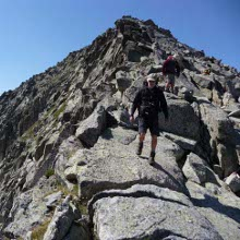 Pyrenees trekking - the HRP stage 3