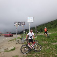 The Col d'Aspin