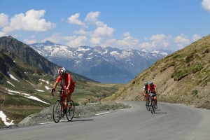 24kms at an average of 8 percent to the Tourmalet