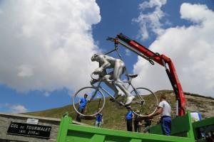 Col du Tourmalet Octave Lapize